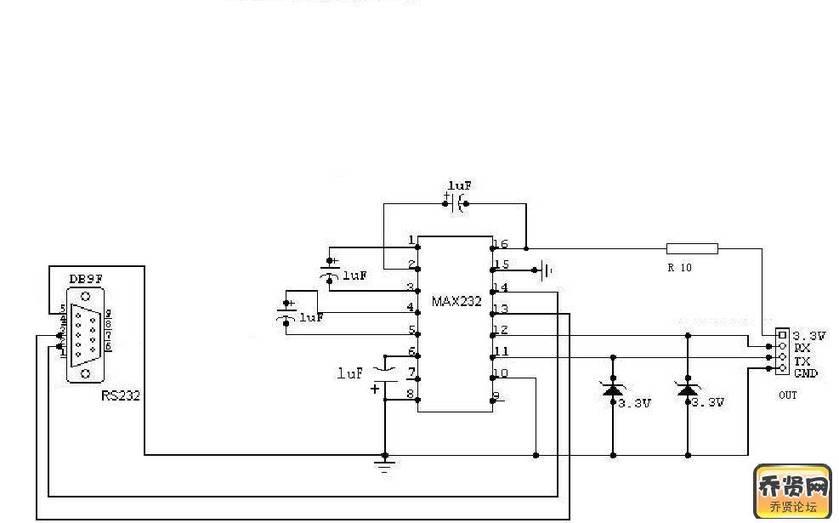 制作及原理电路图